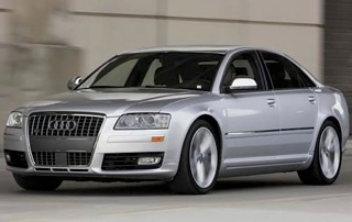 Armored Audi A4 A6 A8 S8 Custom Bullet proof Vehicle