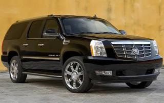 Armored Cadillac Escalade Custom SUV