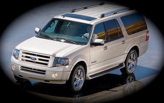 Armored Ford Expedition Custom SUV