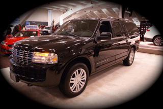Armored Lincoln Navigator Custom SUV